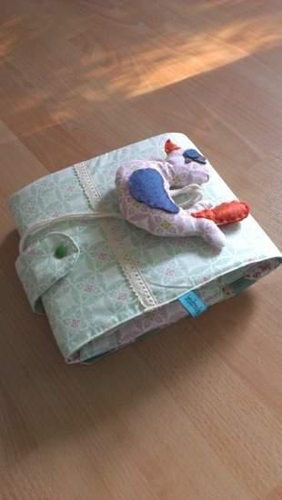 Makerist - Wickeltasche mit Auflage - 1