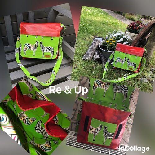 Makerist - Messenger Bag von Maker Mauz - Nähprojekte - 1