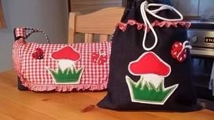 Makerist - Kindergartentasche für Zoe - 1