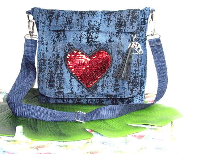 Makerist - Messenger Bag Maker Mauz - Nähprojekte - 1