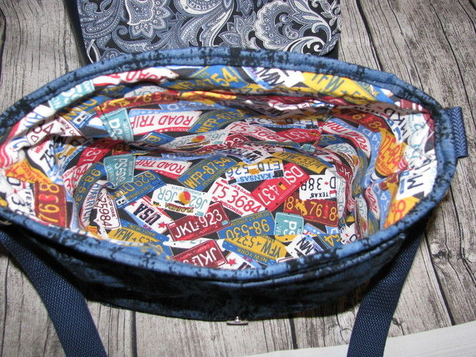Makerist - Messenger Bag Maker Mauz - Nähprojekte - 2