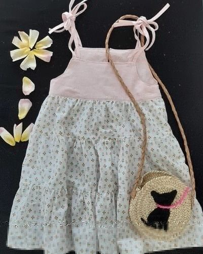 Makerist - Robe Helena en coton pour enfant  - Créations de couture - 1