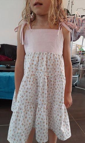 Makerist - Robe Helena en coton pour enfant  - Créations de couture - 2