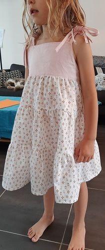 Makerist - Robe Helena en coton pour enfant  - Créations de couture - 3