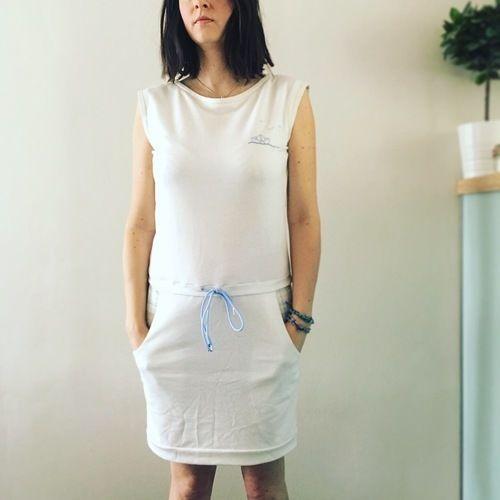 """Makerist - Robe pia """"petit bateau"""" - Créations de couture - 1"""