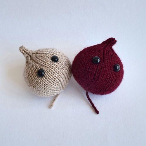 Makerist - Onions - Knitting Showcase - 1