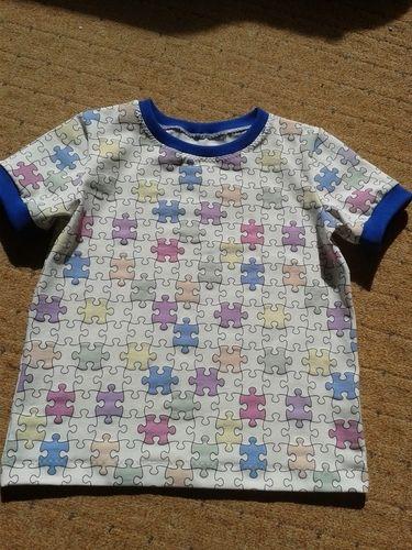 Makerist - Magisches Shirt - Nähprojekte - 1