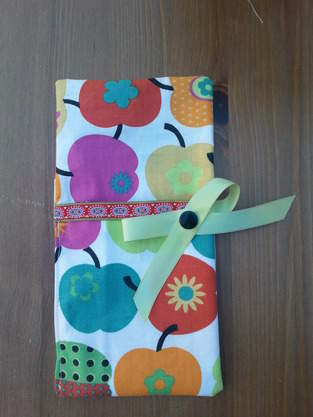 Makerist - Bestecktasche Chloe nach Vorlage von Makerist - 1