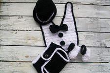 Makerist - Baby Tuxedo - 1