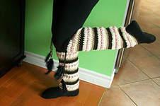 Makerist - Ladies high slippers - 1