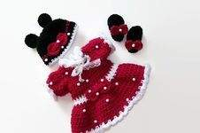 Makerist - Minnie mouse doll dress - 1