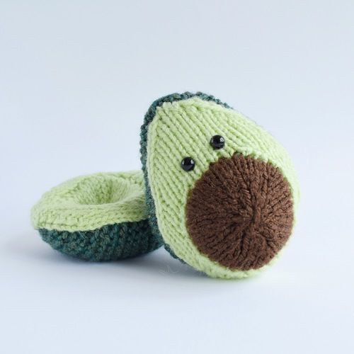 Makerist - Avocado - Knitting Showcase - 1