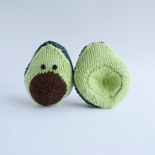 Makerist - Avocado - Knitting Showcase - 2