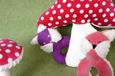 Makerist - Babyrassel Fuchs - 1