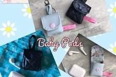 Makerist - «Baby Pods» l'étui pour AirPods ou écouteurs Bluetooth  - 1