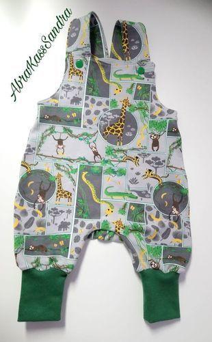 Makerist - Baby Latzhose Gr.44/50 - Nähprojekte - 1