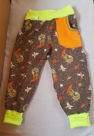 Makerist - Kinderhosen für Verwandtschaft Gr. 98 bis 110 - 1