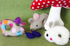 Makerist - Babyrassel Maus - 1