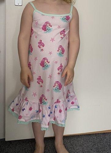 Makerist - Sommerkleid Lara aus Jersey - Nähprojekte - 1