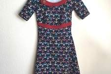 "Makerist - Kleid ""Swing"" aus Sommersweat Gr. 36 - 1"