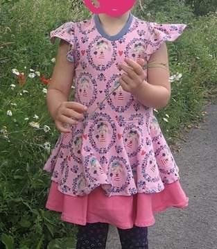 Sommerkleid für die Prinzessin