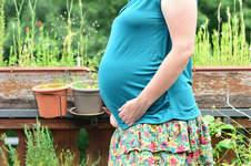 Makerist - Adelheid mit Babybauchraffung - 1