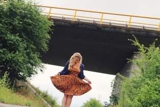Makerist - Kleid Sylvi  aus Viskosejersey - 1