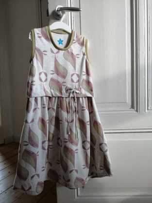 Kleid Vanessa, Engelinchen Design, Gr. 128