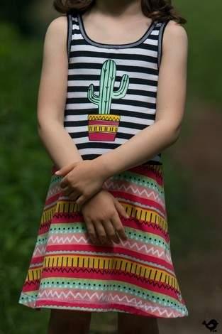 Makerist - Kaktus-Boho-Kikky - 1