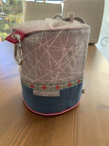 Makerist - Ein neues Zuhause für die Wäscheklammern  - Nähprojekte - 1