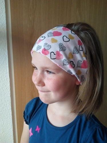Makerist - Schönes Haarband - Nähprojekte - 1
