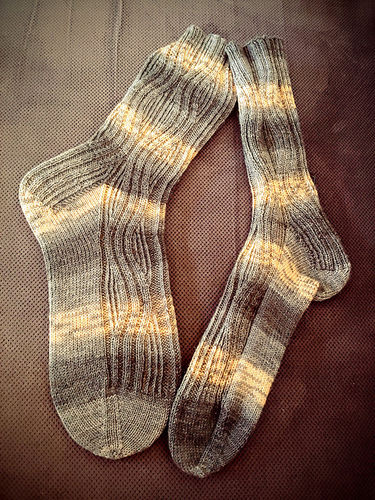 "Makerist - Socken ""Reginald"" - Strickprojekte - 3"
