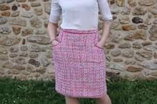 Makerist - Rock Alexandra nach Stitch'n'study - 1