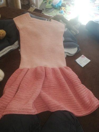 Makerist - Sommerkleidchen in zwei Farben  - Häkelprojekte - 1