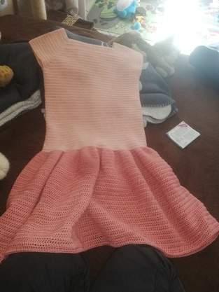 Makerist - Sommerkleidchen in zwei Farben  - 1