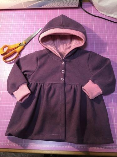 Makerist - Baby Jumi Gr. 74 - Nähprojekte - 1