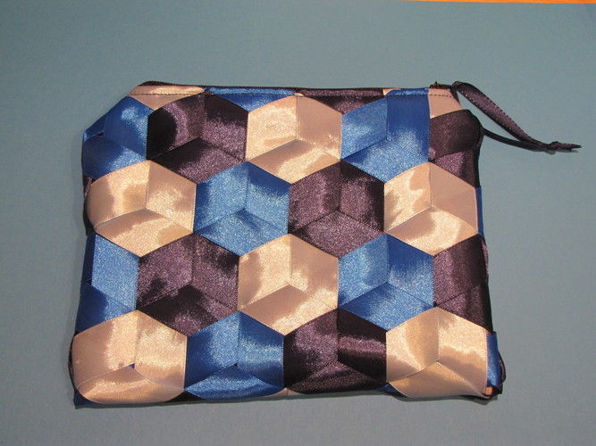 Makerist - Japanische Flechttechnik - wie geht das Hexagonmuster? - Nähprojekte - 1