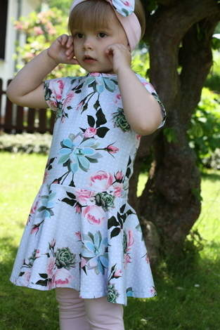Makerist - süßes Sommerkleid - 1