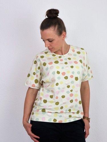 Makerist - T-Shirt Mirabell 32-60 - Nähprojekte - 1