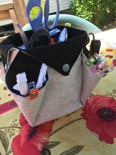 Makerist - Mes petites panières  - Créations de couture - 1
