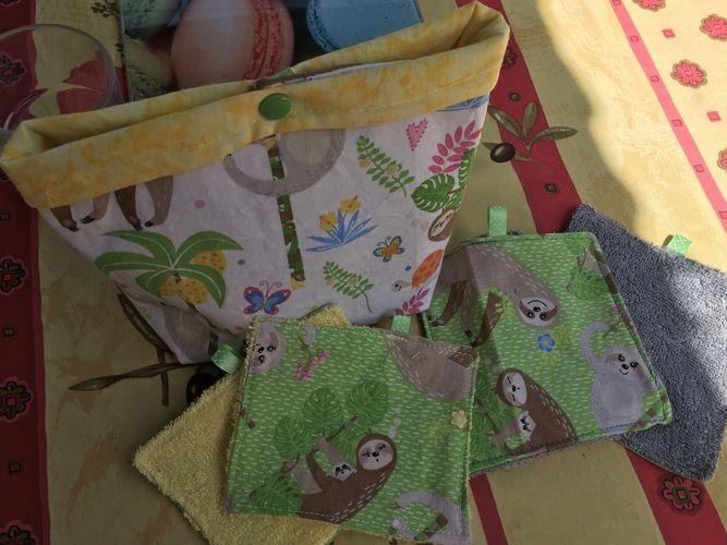 Makerist - Mes petites panières  - Créations de couture - 2