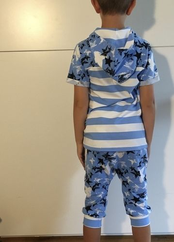 Makerist - Shirt Skaterboy meets Pumphose Coolioo - Nähprojekte - 2