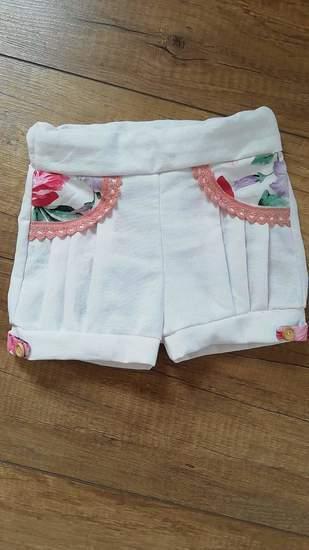 Lani Balloon Shorts aus Leinen