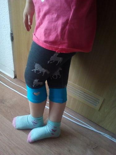 Makerist - Herzchen Leggings die zweite - Nähprojekte - 1