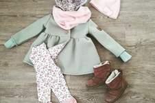 Makerist - Jumi Jacke von rosa rosa aus wollwalk für unsere kleine - 1