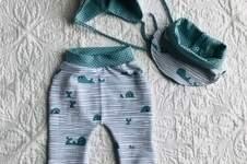 Makerist - Babyset mit Kleene Büx.  - 1