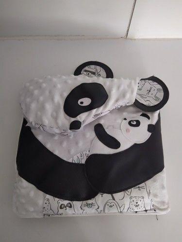 Makerist - Petit sac panda - Créations de couture - 1
