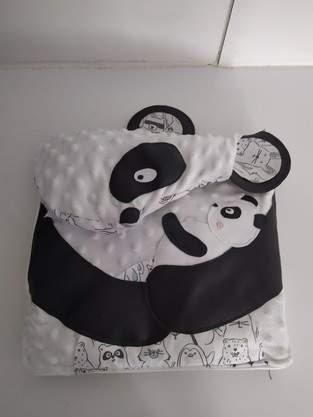 Makerist - Petit sac panda - 1