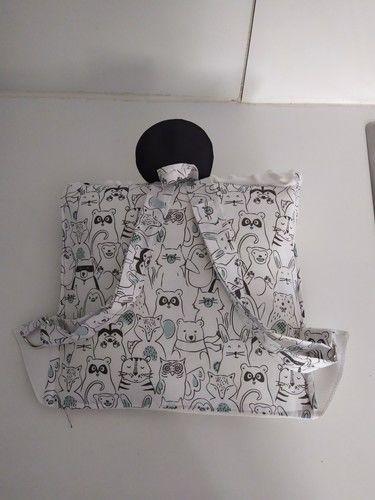 Makerist - Petit sac panda - Créations de couture - 2