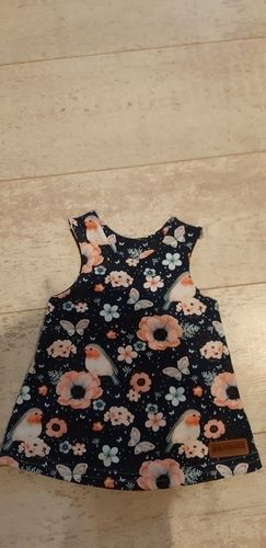 Makerist - Kleid Strampelienche - Nähprojekte - 1